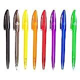 100 Kugelschreiber 'Manuel' mit Logo/Druck/Werbung/Aufdruck/bedruckt Werbeartikel WPRO