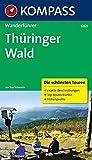 KOMPASS Wanderführer Thüringer Wald: Wanderführer mit Tourenkarten und Höhenprofilen: 0