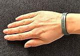 Individuelles Notfall Armband für Erwachsene aus Leder mit Gravur, Sicherheitsarmband mit Telefonnummer, Notfallarmband mit individuellem Text