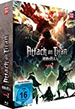 Attack on Titan - 2. Staffel - Blu-ray 1 + Sammelschuber (Limited Edition)