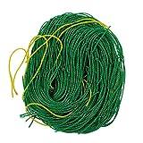 WOVELOT Garten Gruen Nylon Kletter Reben Netz Unterstuetzung Kletterpflanze Netze wachsen Zaun
