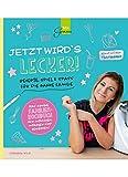 JETZT WIRD´S LECKER!: Rezepte, Spiel & Spaß für die ganze Familie - gemixt mit dem Thermomix