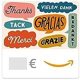 Digitaler Amazon.de Gutschein (Danke Multilingual)