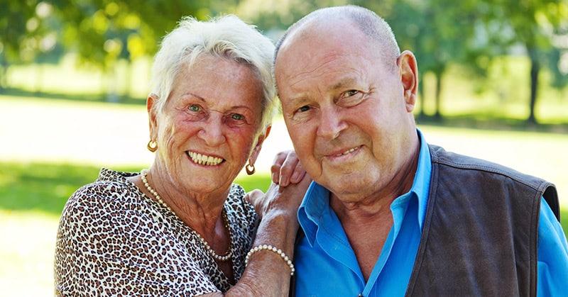 Kostenloses Senioren-Dating online