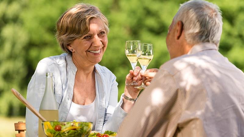 Senioren Dating - im Alter einen neuen Partner finden