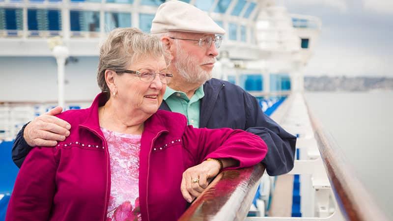 Kreuzfahrtschiff statt Altenheim - den Lebensabend auf hoher See verbringen